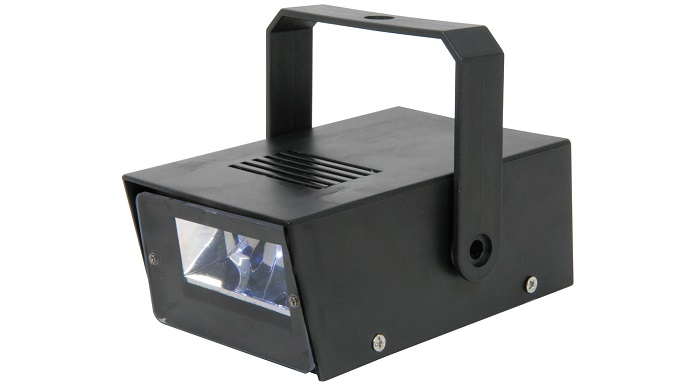 Qtx MS-6V Μίνι Στροβοσκοπικό LED
