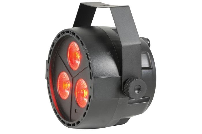 Qtx PAR12 Φωτισμός RGBW DMX LED 3x4W