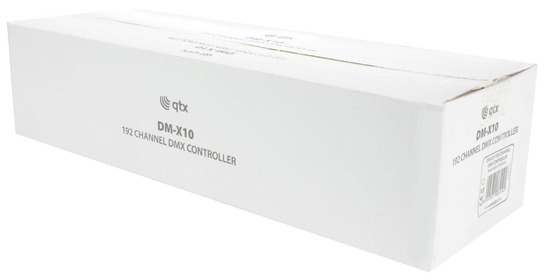 Qtx DM-X10 DMX Ελεγκτής 192 Καναλιών