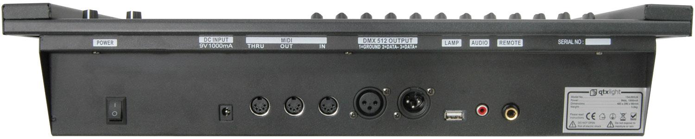 Qtx DMX-24 DMX Dimmer 24 Καναλιών