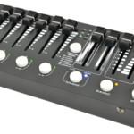 Qtx DM-X6 Μίνι DMX PAR Ελεγκτής