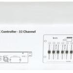 Qtx PAR FADER Ελεγκτής Φωτισμού DMX 32 Καναλιών