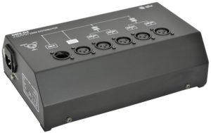 Qtx DMX-D4 4 Way DMX Booster/Διανομέας