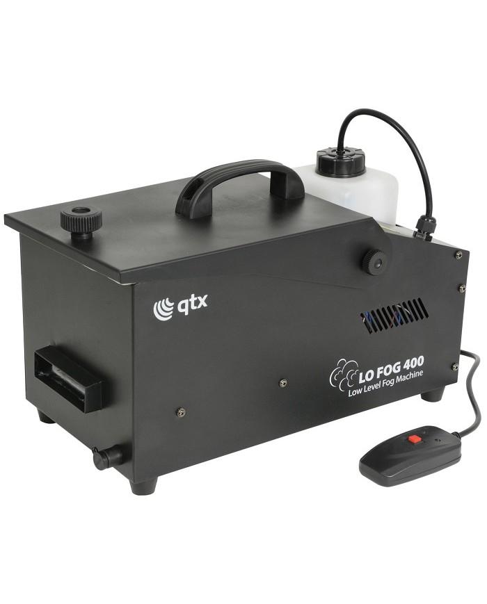 Qtx LOFOG-400 Μηχανή Ομίχλης Χαμηλού Επιπέδου 400W