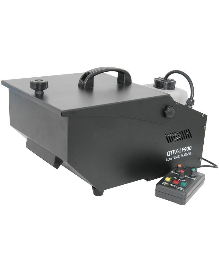 Qtx QTFX-LF900 Μηχανή Ομίχλης Χαμηλού Επιπέδου 900W