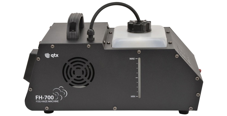 Qtx FH-700 Μίνι Μηχανή Καπνού 700W