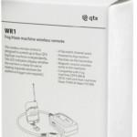 Qtx WR1 Ασύρματο Τηλεχειριστήριο Μηχανών Ομίχλης