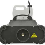 Qtx QTFX-2000 mkII Μηχανή Ομίχλης Υψηλής Ισχύος 2000W
