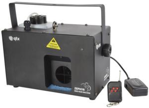 Qtx ZEPHYR-300 Μηχανή Ομίχλης 300W