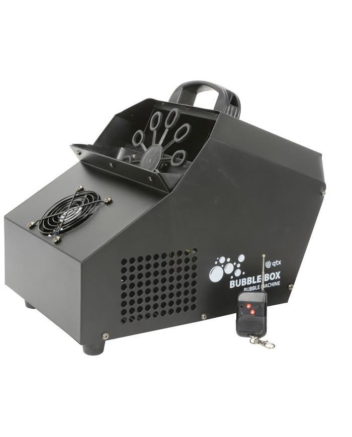 Qtx Bubble Box Κουτί Μηχανή Φυσαλίδων