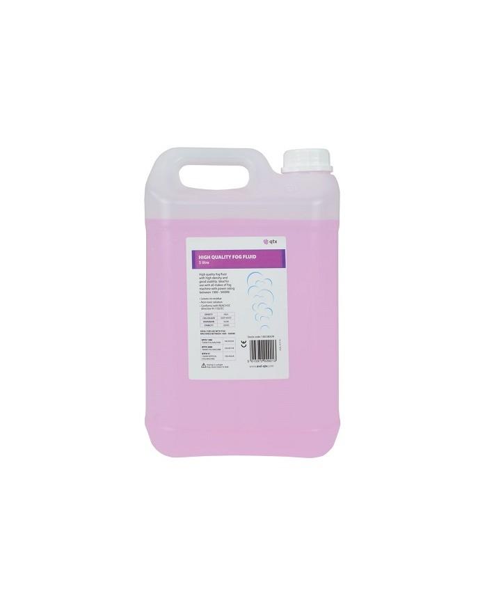Qtx HQ-FOG-5L Υψηλής Ποιότητας Ροζ Υγρό Ομίχλης
