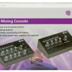 Qtx MM81 Μίνι Μίξερ Μικροφώνου