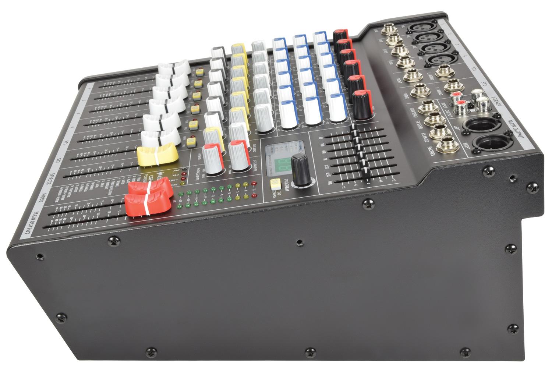 Citronic CSP-408 Αυτοενισχυόμενη Κονσόλα Μίξης Compact με DSP