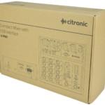 Citronic U-PAD Compact Κονσόλα Μίξης 3 Καναλιών με USB (Τεμάχιο)