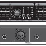 Citronic CEQ215 Ισοσταθμιστής Dual 15 Band Graphic (Τεμάχιο)