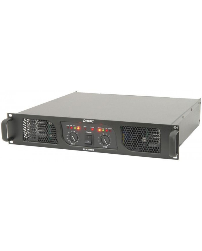 Citronic PLX2800 Τελικός Ενισχυτής 2x1050W 2U