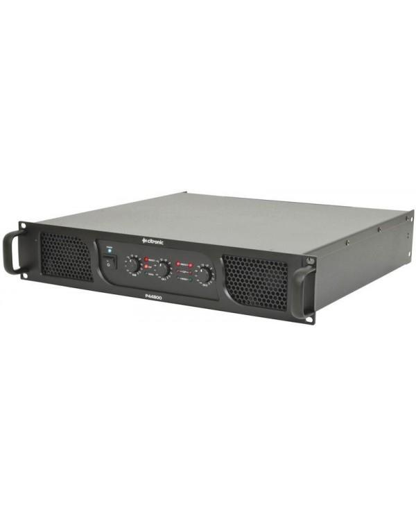 Citronic P44800 Τελικός Ενισχυτής 2x400W + 1x800W Sub 2U