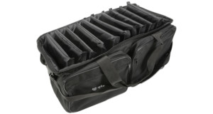 Qtx 173.401UK Τσάντα Μεταφοράς Αξεσουάρ Πολλαπλών Θηκών