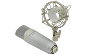 Citronic CCU2 Ενσύρματο Πυκνωτικό Μικρόφωνο Studio με USB