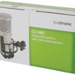 Citronic CU-MIC Ενσύρματο Πυκνωτικό Μικρόφωνο Studio