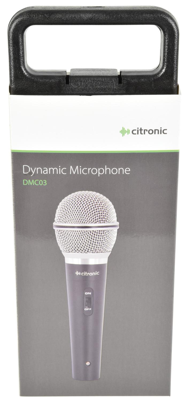 Citronic DMC03 Δυναμικό Μικρόφωνο