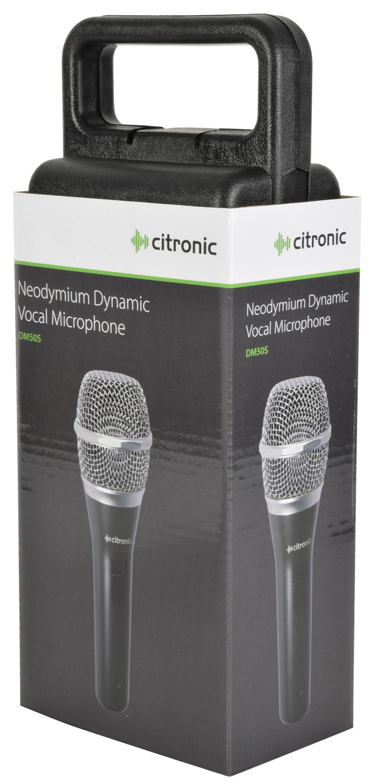 Citronic DM50S Δυναμικό φωνητικό μικρόφωνο νεοδυμίου