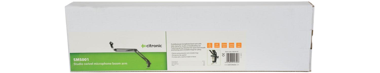 Citronic SMS001 Βάση Μικροφώνου με Πτυσόμενο Βραχίωνα