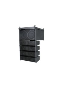 Citronic CLA-300B Σύστημα συμπαγούς ηχείου Active Line Array - 300W + 300W rms