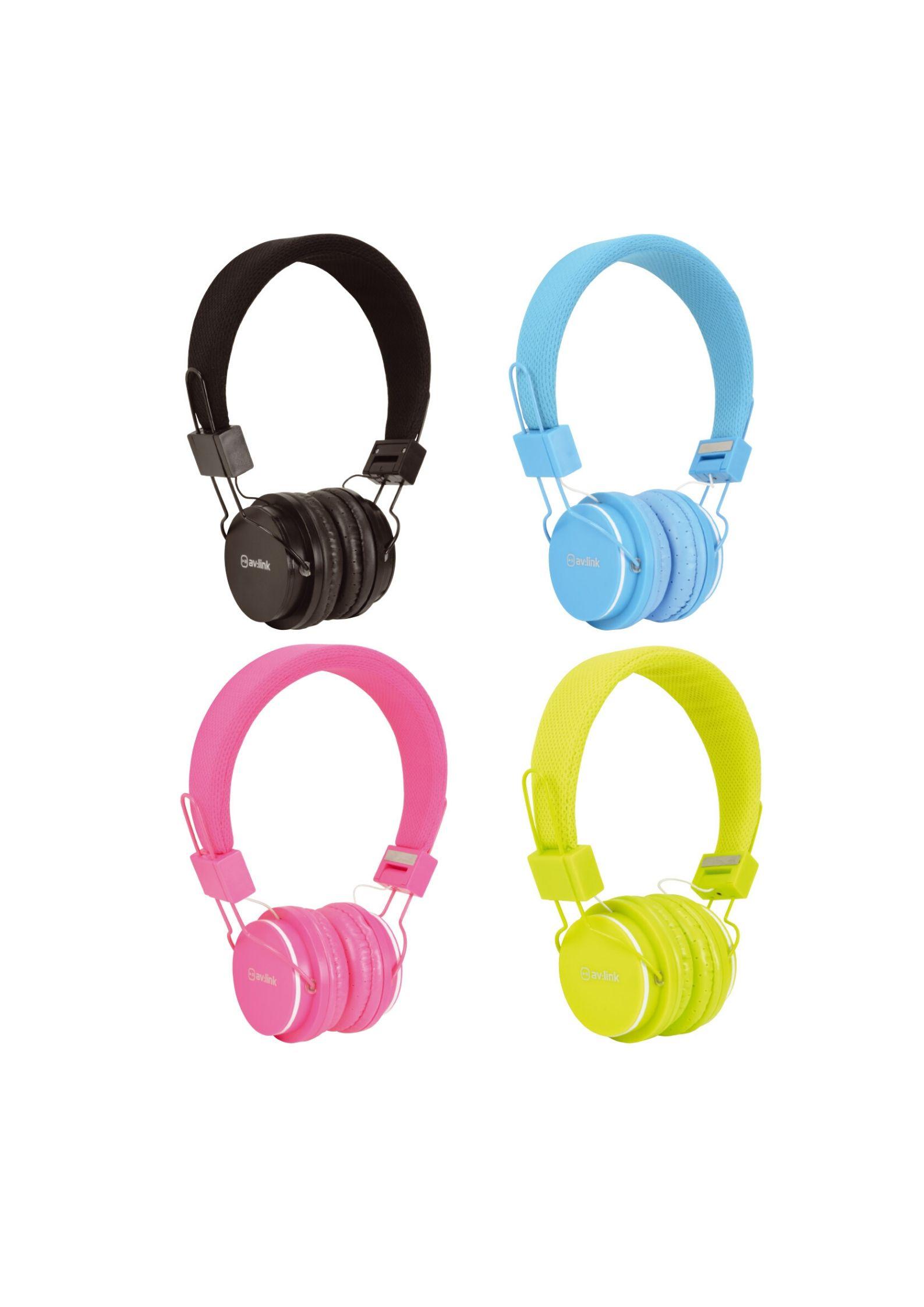 AvLink CH850 Παιδικά Ακουστικά Με Ενσωματωμένο Μικρόφωνο