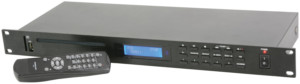 Adastra AD-400 Αναπαραγωγή πολυμέσων με δέκτη CD / USB / SD & FM