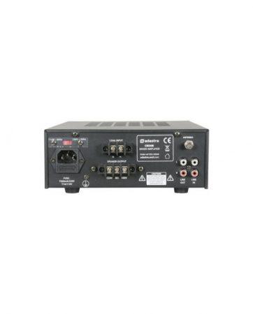 Adastra CM30B 100V/8Ω Μίκτης-Ενισχυτής Compact με USB/SD/FM & Bluetooth 30W