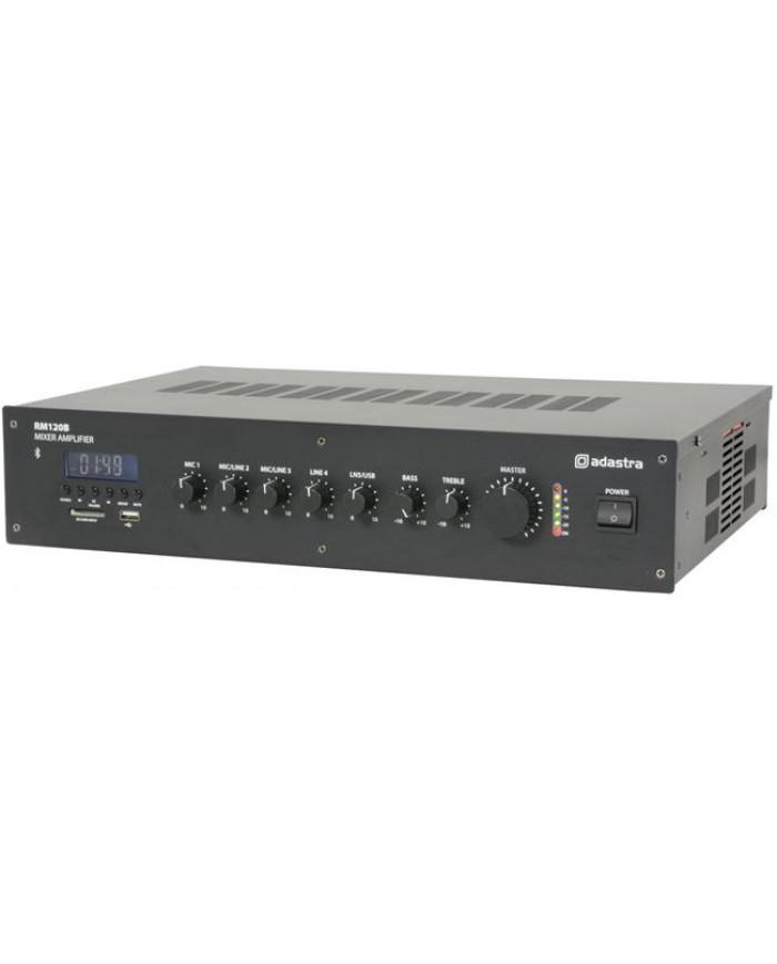 Adastra AD-RM60B Ενισχυτής-Μίκτης με 5 κανάλια