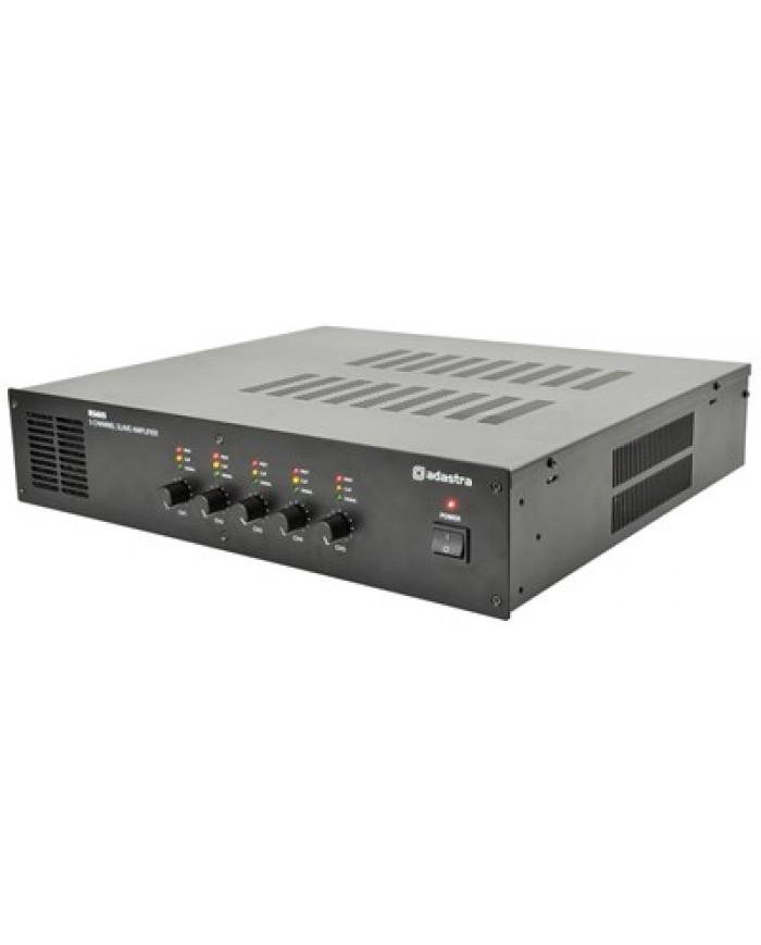 Adastra RS605 100V/8Ω Μίκτης-Ενισχυτής Επέκτασης Συστήματος  5x60W 2U
