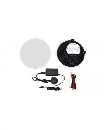 """Adastra BCS52S Αυτοενισχυόμενα Ηχεία Οροφής Bluetooth 5.25"""" 4Ω 2x20W"""