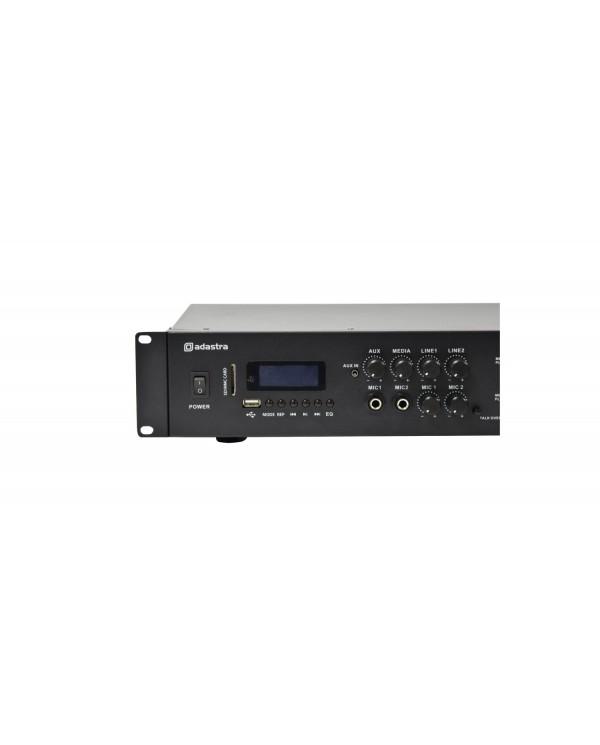Adastra A4 Διπλός Στερεοφωνικός Ενισχυτής 4x200W 2U