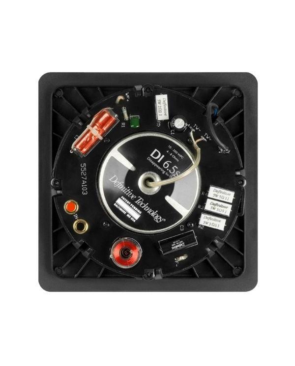 Definitive Technology DI 6.5S Χωνευτό Ηχείο 6.5″ 8Ω 200W