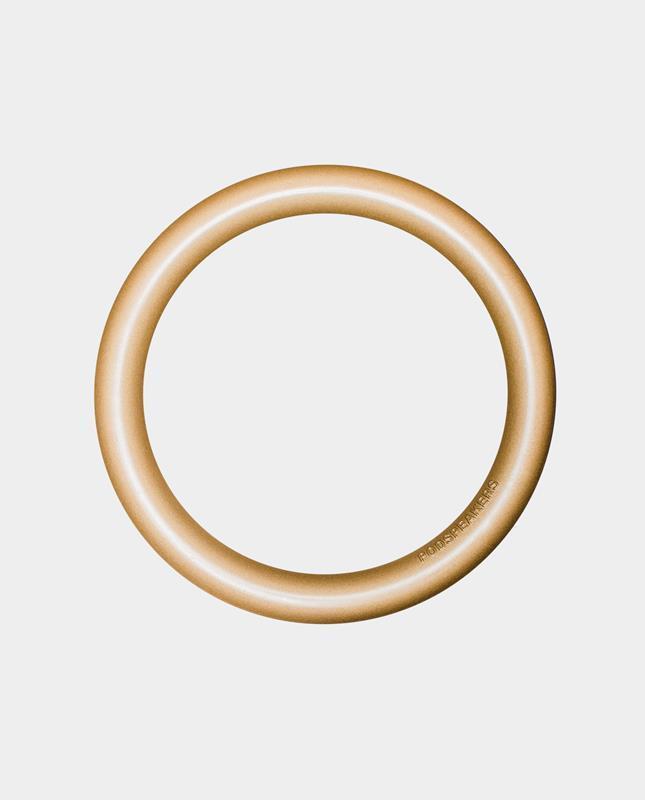 Podspeakers  Κρίκος Αλουμινίου για Podspeakers MiniPod Απαλό Χρυσό (Τεμάχιο)