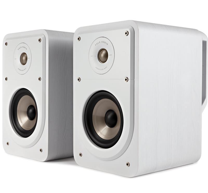 Polk Audio S15e Ηχεία Home Cinema/Βιβλιοθήκης 5.25″ 8Ω 100W