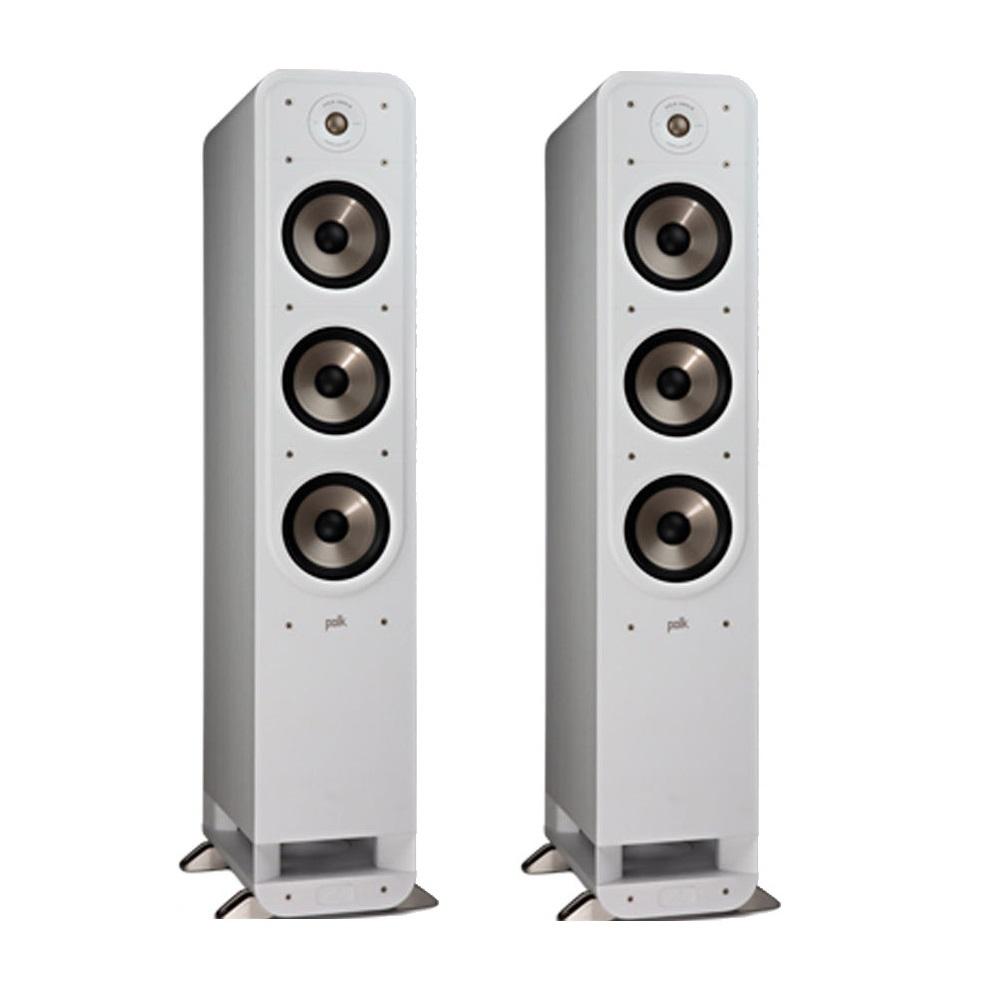 Polk Audio Signature S60e Επιδαπέδια Ηχεία Λευκά
