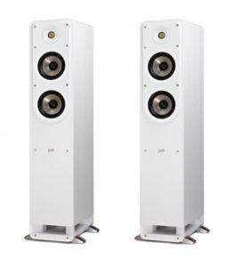 Polk Audio Signature S50e Επιδαπέδια Ηχεία Λευκά