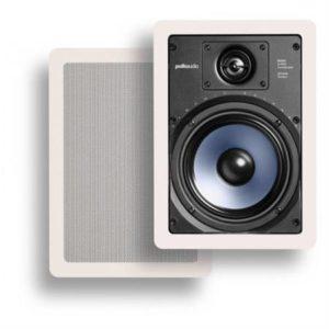 "Polk Audio RC65i Χωνευτά Ηχεία 6.5"" 8Ω 100W"