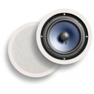 "Polk Audio RC80i Χωνευτά Ηχεία 8"" 8Ω 100W"