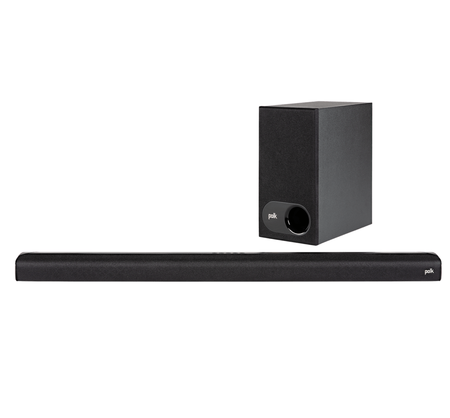 Polk Audio Signa S2 Surround Ηχομπάρα/wireless Subwoofer 5.25″ 160W