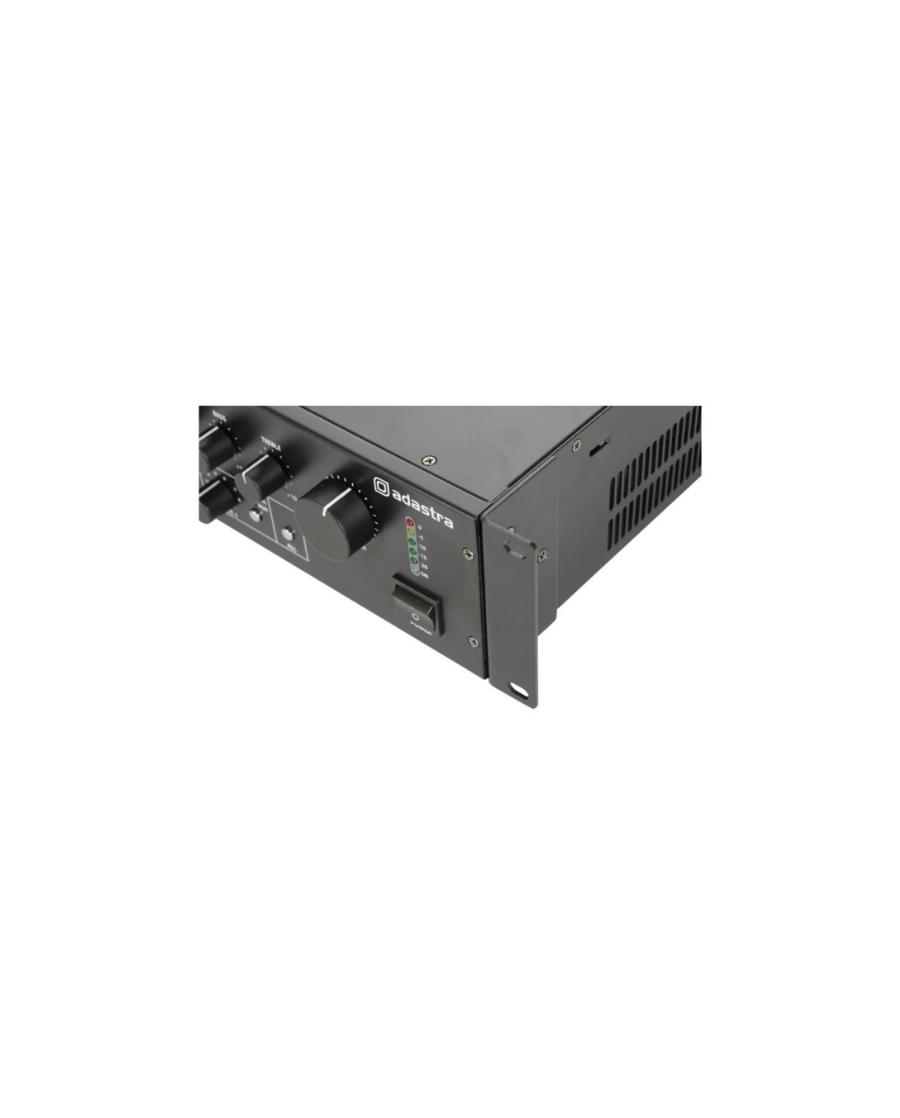 Adastra RM244V 100V/8Ω Μίκτης-Ενισχυτής 4 Ζωνών Με USB/SD/FM & Bluetooth 240W 2U
