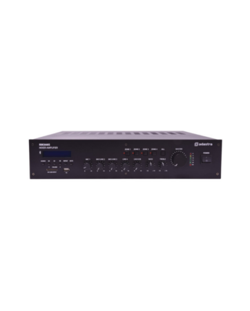 Adastra RM360S 100V/8Ω Μίκτης-Ενισχυτής Με USB/SD/FM & Bluetooth 360W 2U