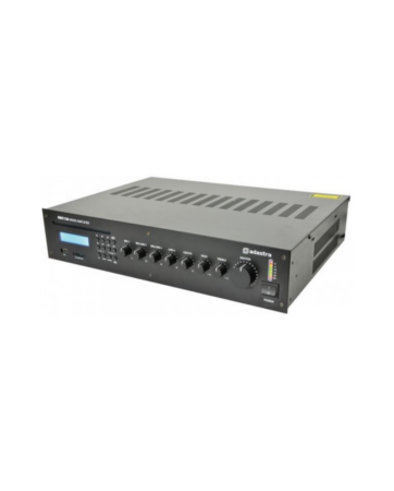 Adastra RMC120 100V/8Ω Μίκτης-Ενισχυτής Με USB/SD/FM & Cd Player 120W 2U
