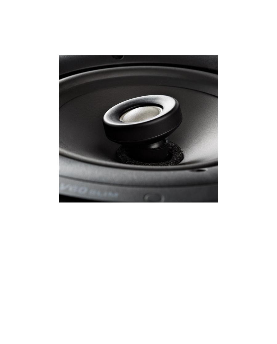 Polk Audio V60 Slim Χωνευτό Ηχείο 6.5″ 8Ω 100W