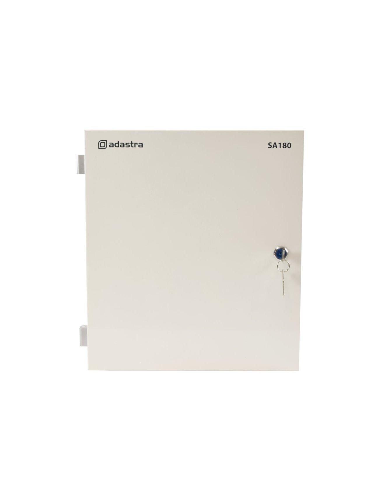 Adastra SA180 100V/8Ω Επιτοίχιος Μίκτης-Ενισχυτής Με USB/SD/Bluetooth/Ασύρματο Μικρόφωνο & Ενσωματωμένο Κυτίο Ασφαλείας 180W