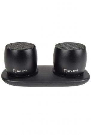 AvLink Sound Shots Ασύρματα Φορητά Ηχεία με Bluetooth 2 X 3W