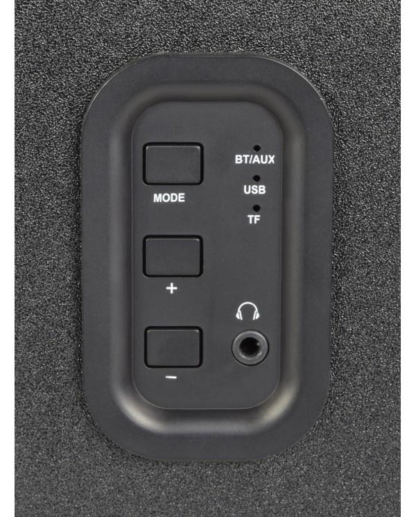 AvLink ABS35BLK Ενεργά Bluetooth Ηχεία Βιβλιοθήκης 3.5″
